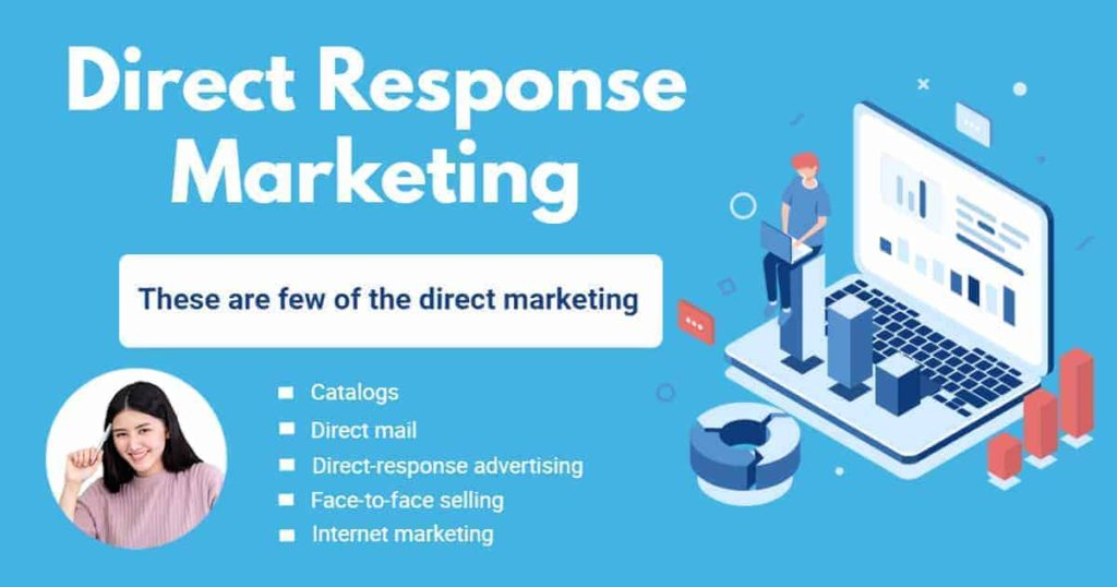 Direct response marketing